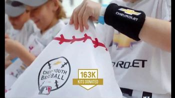 Chevrolet TV Spot, 'Chevy Cares: Youth Baseball' [T1] - Thumbnail 6