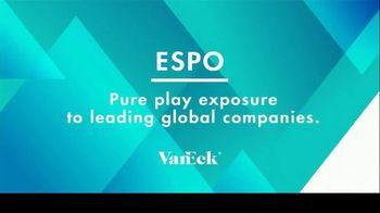 VanEck Vectors ESPO TV Spot, 'Get in the Game' - Thumbnail 5