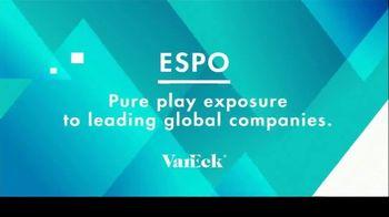 VanEck Vectors ESPO TV Spot, 'Get in the Game' - Thumbnail 6