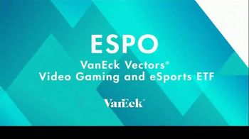 VanEck Vectors ESPO TV Spot, 'Get in the Game' - Thumbnail 7