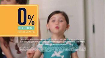 Ashley HomeStore Mattress Month TV Spot, '0% Interest' - Thumbnail 4