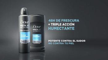 Dove Men+Care Clean Comfort TV Spot, 'Todo el día' [Spanish] - Thumbnail 7