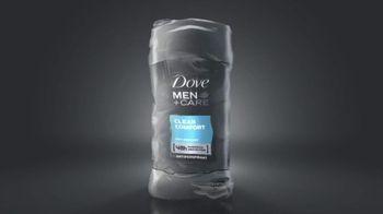 Dove Men+Care Clean Comfort TV Spot, 'Todo el día' [Spanish] - Thumbnail 6