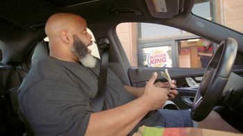 Burger King 2 for $5 Mix n' Match TV Spot, 'Christmas in July: Free Delivery' Featuring Daym Drops - Thumbnail 7