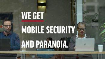 CDW TV Spot, 'Paranoid'