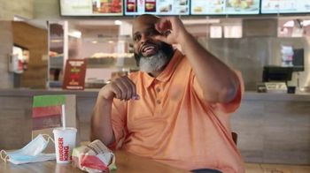 Burger King 2 for $5 Mix n' Match TV Spot, 'FGATF' Featuring Daym Drops - Thumbnail 4