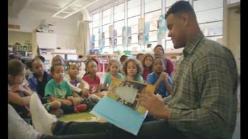 NFL TV Spot, 'Inspire Change: Writing Workshops' Featuring Arik Armstead