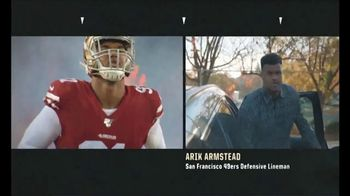 NFL TV Spot, 'Inspire Change: Writing Workshops' Featuring Arik Armstead - Thumbnail 2