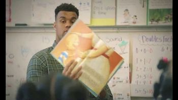 NFL TV Spot, 'Inspire Change: Writing Workshops' Featuring Arik Armstead - Thumbnail 5