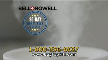 Top Fill Ultrasonic Color Changing Humidifier TV Spot, 'Cool Moist Air' - Thumbnail 7