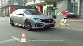 Honda Summer Clearance Event TV Spot, 'Your New Honda Is Waiting: Civic & Accord' Song by Danger Twins [T2]