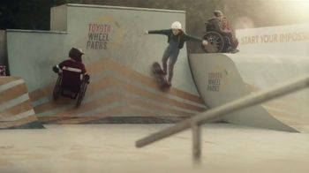 Toyota TV Spot, 'Wheel Parks' Song by Stephen Foster [T1] - Thumbnail 3