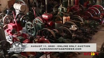 Aumann Vintage Power TV Spot, 'Ken and Wendy Wolf Collection' - Thumbnail 2