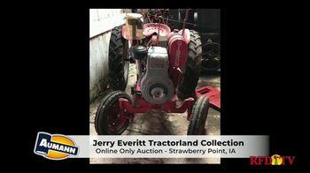 Aumann Vintage Power TV Spot, 'Jerry Everitt Tractorland Collection'