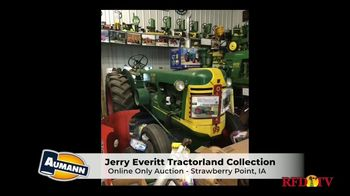 Aumann Vintage Power TV Spot, 'Jerry Everitt Tractorland Collection' - Thumbnail 4