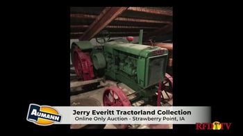 Aumann Vintage Power TV Spot, 'Jerry Everitt Tractorland Collection' - Thumbnail 5