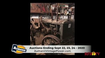 Aumann Vintage Power TV Spot, 'Jerry Everitt Tractorland Collection' - Thumbnail 8