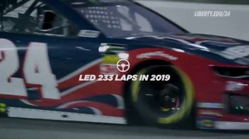 Liberty University TV Spot, 'William Byron: Online Student' - Thumbnail 6