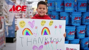 ACE Hardware TV Spot, 'Our Buckets' - Thumbnail 10