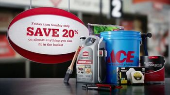 ACE Hardware TV Spot, 'Our Buckets' - Thumbnail 8