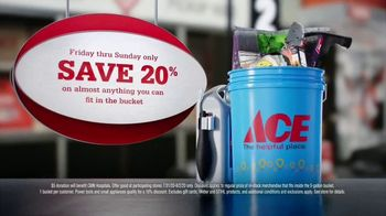 ACE Hardware TV Spot, 'Our Buckets' - Thumbnail 9