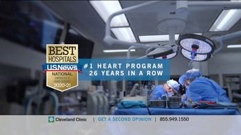 Cleveland Clinic TV Spot, 'Heart Care: Closer Than You Think' - Thumbnail 6