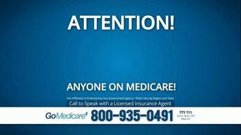 GoMedicare TV Spot, 'Medicare-Approved Plans' - Thumbnail 1