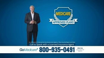 GoMedicare TV Spot, 'Medicare-Approved Plans' - Thumbnail 6