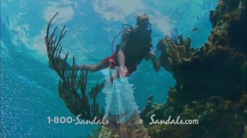 Sandals Resorts Grande Antigua TV Spot, 'Falling in Love: Now Open' - Thumbnail 4