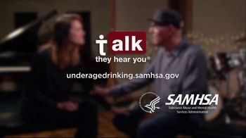 SAMHSA TV Spot, 'Talk: Reminiscing' Feat. Torrey DeVitto, Liberty DeVitto - Thumbnail 9
