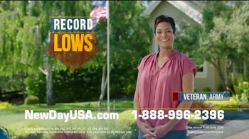 NewDay USA TV Spot, 'Mortgage Rates Are Falling Even Lower' - Thumbnail 2