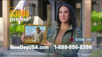 NewDay USA TV Spot, 'Mortgage Rates Are Falling Even Lower' - Thumbnail 3