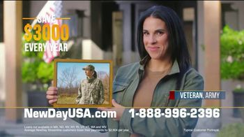 NewDay USA TV Spot, 'Mortgage Rates Are Falling Even Lower' - Thumbnail 4