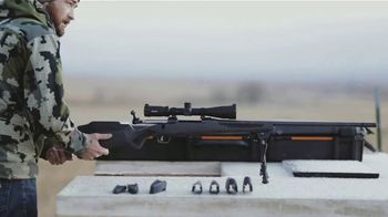 Savage Arms 110 Ultralite TV Spot, 'Just One Rifle' - Thumbnail 5
