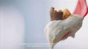 Dairy Queen Blizzards TV Spot, 'Oreo Fudge Brownie' - Thumbnail 10