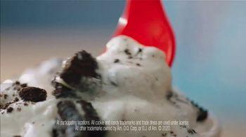 Dairy Queen Blizzards TV Spot, 'Oreo Fudge Brownie' - Thumbnail 9