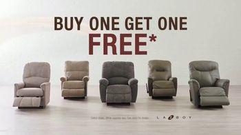 La-Z-Boy Anniversary Sale TV Spot, 'Recliners: Buy One, Get One' - Thumbnail 2