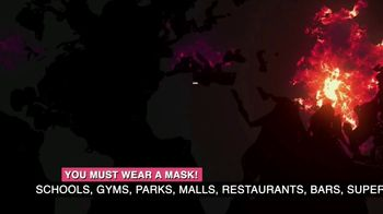 Clean Zone Masks TV Spot, 'National Mask Mandate' - Thumbnail 1