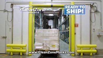 Clean Zone Masks TV Spot, 'National Mask Mandate' - Thumbnail 3