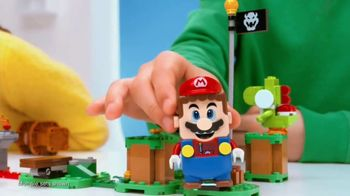LEGO Super Mario TV Spot, 'The Adventure Begins'