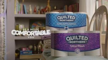 Quilted Northern TV Spot, 'Little Comforts: Bedroom' - Thumbnail 8