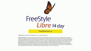 FreeStyle Libre TV Spot, 'Check Without Finger Sticks ' - Thumbnail 10