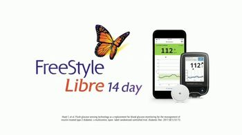 FreeStyle Libre TV Spot, 'Check Without Finger Sticks '