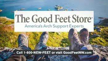 The Good Feet Store TV Spot, 'The Life You Love Starts Here' - Thumbnail 1