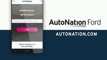 AutoNation Ford   TV Spot, 'America Is Back on the Road' - Thumbnail 1