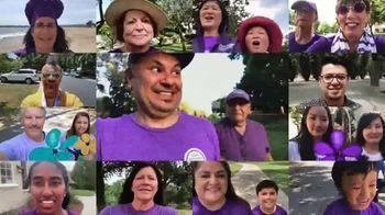 Alzheimer's Association TV Spot, 'La caminata de este año se llevará a cabo en todas partes' [Spanish] - Thumbnail 3