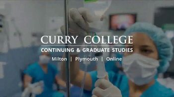 Curry College TV Spot, 'In This Healthcare Crisis' - Thumbnail 6