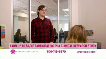 PRA Health Sciences TV Spot, 'Earn Up to $8,000' - Thumbnail 3