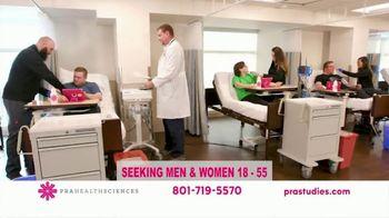 PRA Health Sciences TV Spot, 'Earn Up to $8,000' - Thumbnail 6