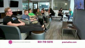 PRA Health Sciences TV Spot, 'Earn Up to $8,000' - Thumbnail 8